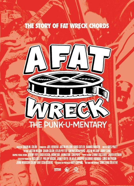A FAT WRECK:ア・ファット・レック ≪初回限定生産・TシャツBOX≫