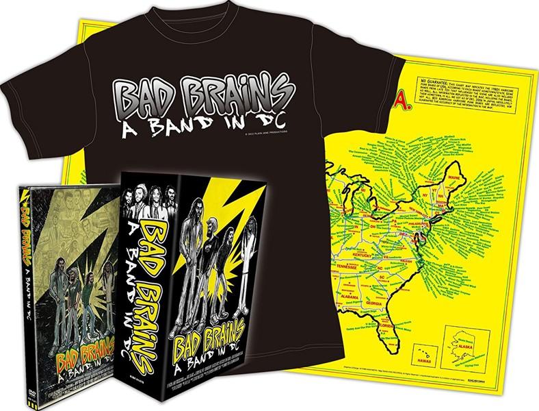バンド・イン・DC/バッド・ブレインズ≪初回限定生産・TシャツBOX≫