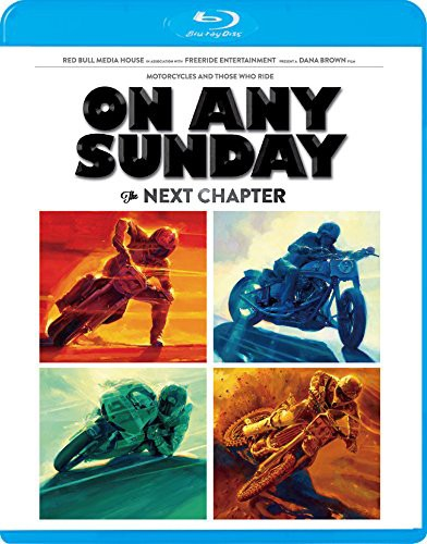 ON ANY SUNDAY:THE NEXT CHAPTER (ブルーレイディスク)