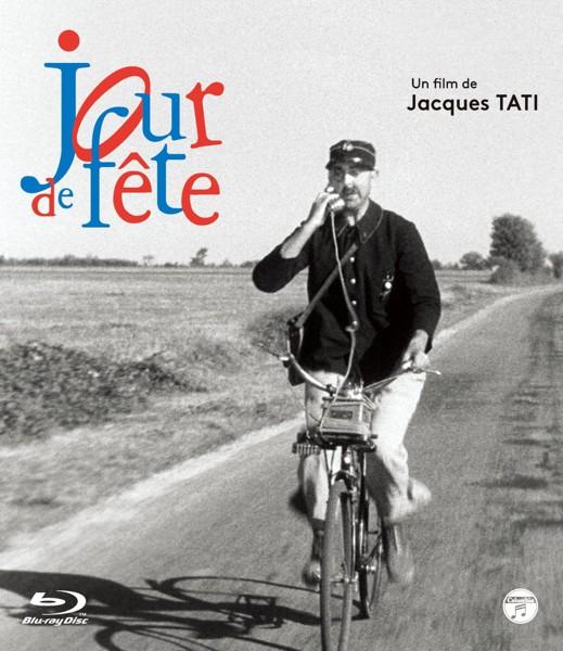 ジャック・タチ「のんき大将 脱線の巻《完全版》」 (ブルーレイディスク)