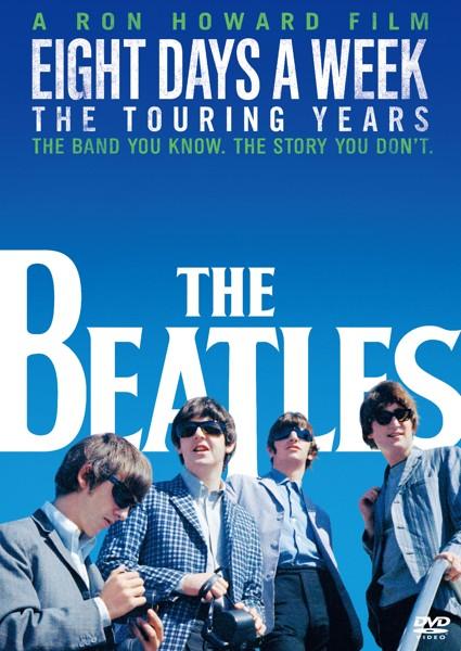 ザ・ビートルズ EIGHT DAYS A WEEK-The Touring Years スタンダード・エディション
