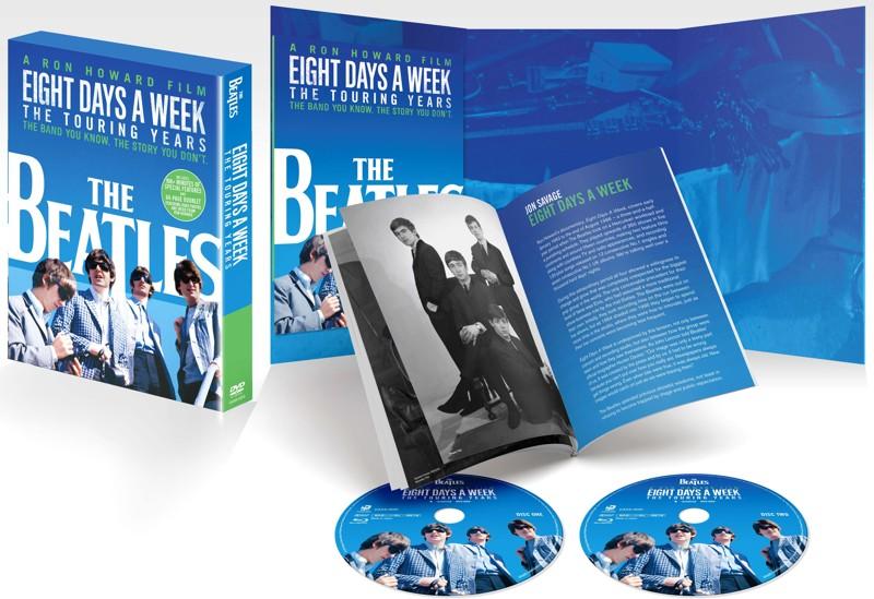 ザ・ビートルズ EIGHT DAYS A WEEK-The Touring Years スペシャル・エディション