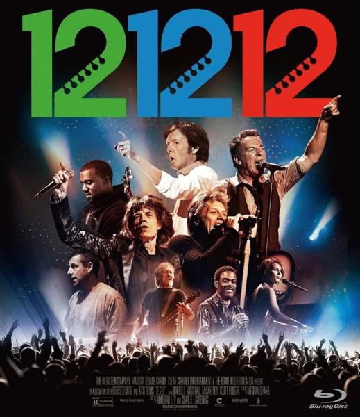121212 ニューヨーク、奇跡のライブ (ブルーレイディスク)