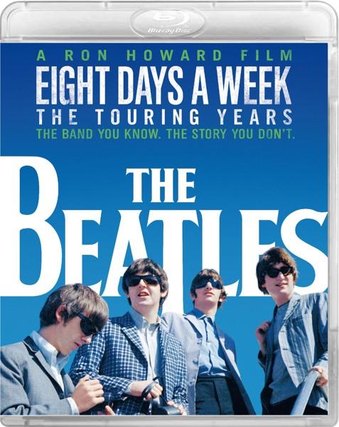 ザ・ビートルズ EIGHT DAYS A WEEK-The Touring Years スタンダード・エディション (ブルーレイディスク)