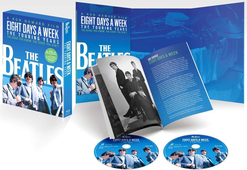ザ・ビートルズ EIGHT DAYS A WEEK-The Touring Years スペシャル・エディション (ブルーレイディスク)