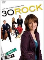30 ROCK/サーティー・ロック シーズン1 DVD-BOX1