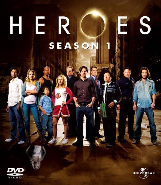 HEROES/ヒーローズ シーズン1 バリューパック