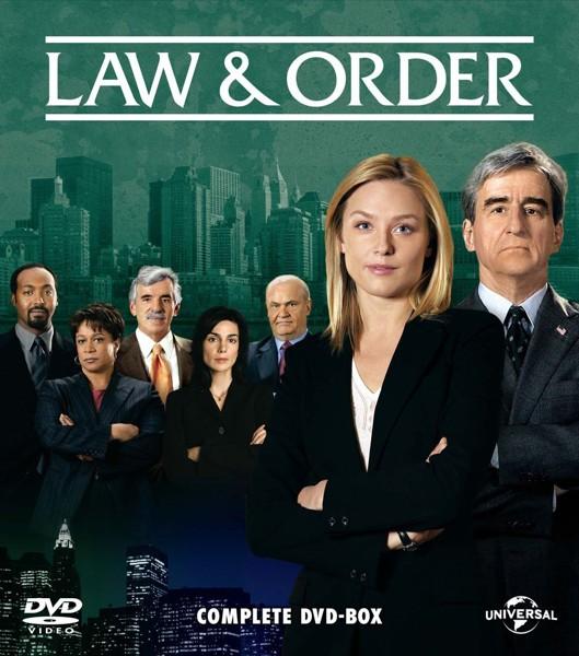 LAW&ORDER/ロー・アンド・オーダー コンプリート DVD-BOX