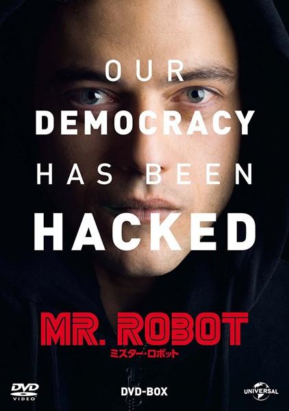 MR.ROBOT/ミスター・ロボット DVD-BOX