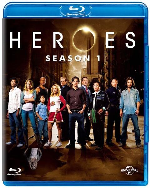 HEROES/ヒーローズ シーズン1 バリューパック (ブルーレイディスク)