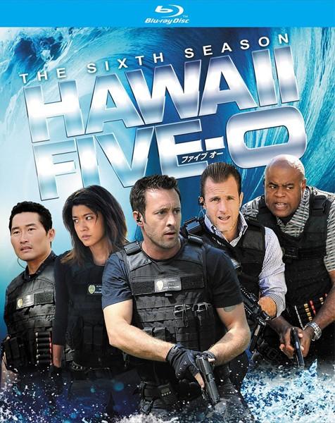 Hawaii Five-0 シーズン6 Blu-ray BOX (ブルーレイディスク)