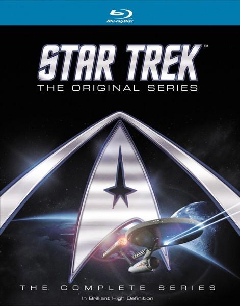 スター・トレック:宇宙大作戦 Blu-rayコンプリートBOX(ロッデンベリー・アーカイブス付 ブルーレイディスク)