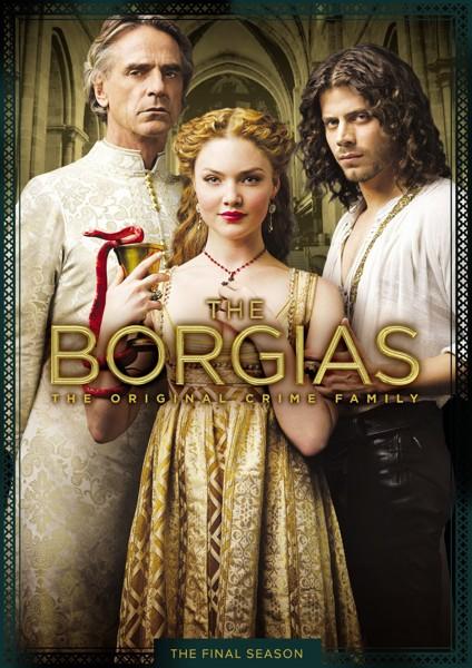 ボルジア家 愛と欲望の教皇一族 ファイナル・シーズン
