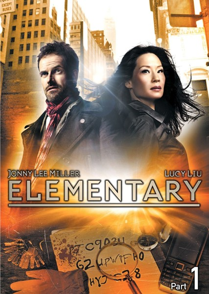 エレメンタリー ホームズ&ワトソン in NY DVD-BOX Part1