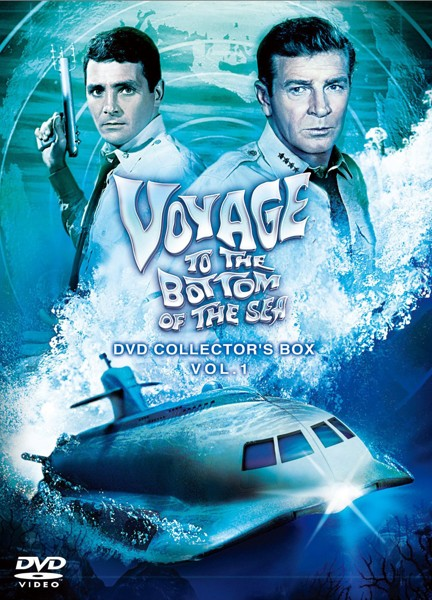 原潜シービュー号〜海底科学作戦 DVD COLLECTOR'S BOX Vol.1