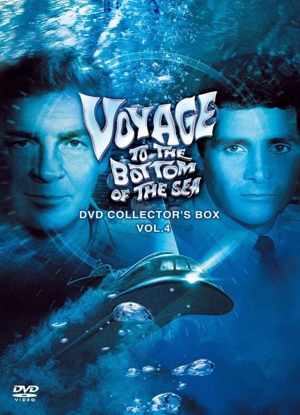 原潜シービュー号〜海底科学作戦 DVD COLLECTOR'S BOX Vol.4