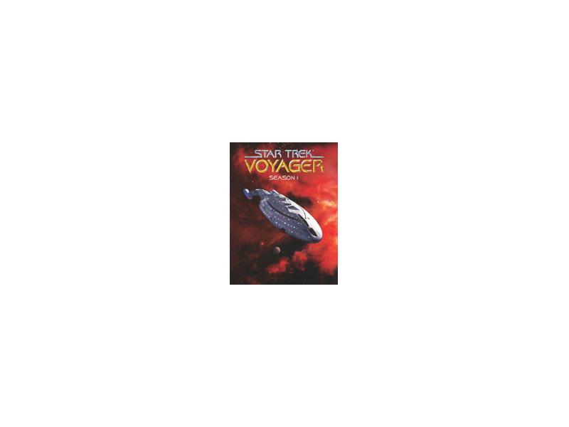 スター・トレック ヴォイジャー DVDコンプリート・シーズン 1