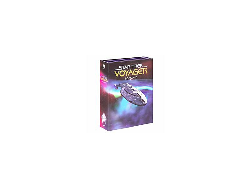 スター・トレック ヴォイジャー DVDコンプリート・シーズン 3
