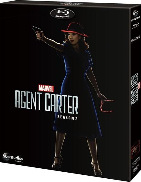 エージェント・カーター シーズン2 COMPLETE Blu-ray (ブルーレイディスク)