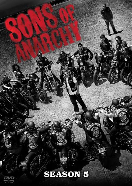 サンズ・オブ・アナーキー シーズン5 DVDコレクターズBOX