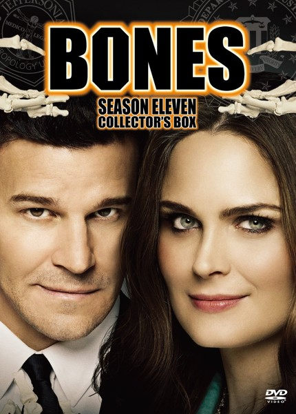 BONES-骨は語る- シーズン11 DVDコレクターズBOX