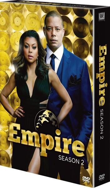 Empire/エンパイア 成功の代償 シーズン2 DVDコレクターズBOX