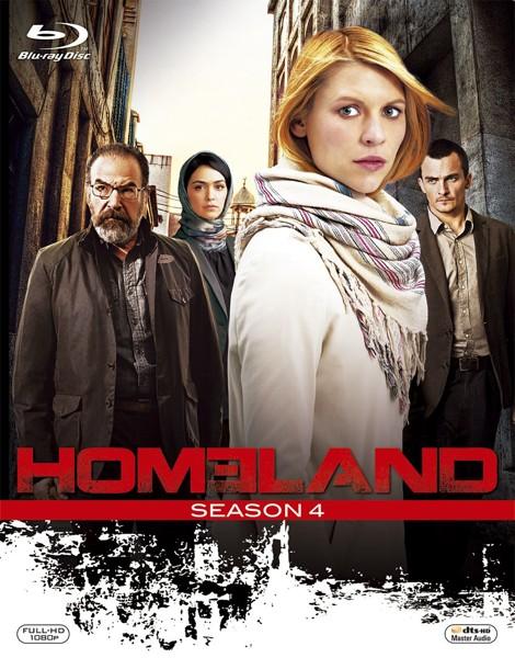 HOMELAND/ホームランド シーズン4 ブルーレイBOX (ブルーレイディスク)