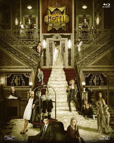 アメリカン・ホラー・ストーリー:ホテル ブルーレイBOX (ブルーレイディスク)