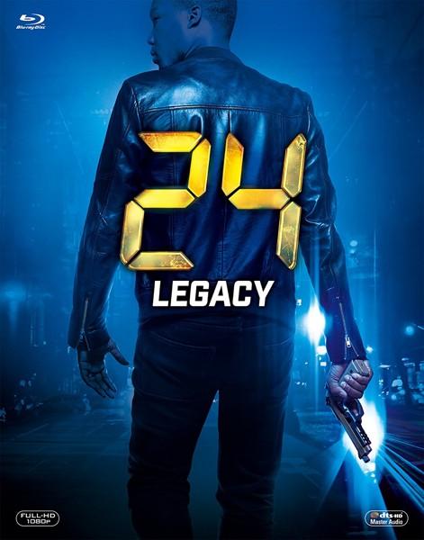 24-TWENTY FOUR-レガシー ブルーレイBOX (ブルーレイディスク)