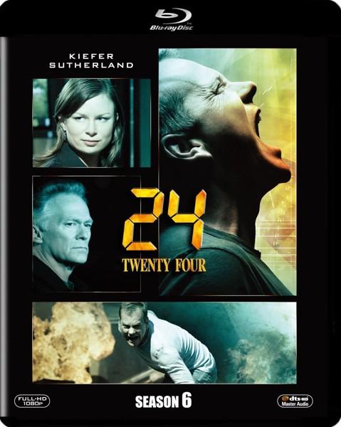 24-TWENTY FOUR-シーズン6  (ブルーレイディスク)