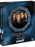 スターゲイト SG-1 シーズン9 <SEASONSコンパクト・ボックス>