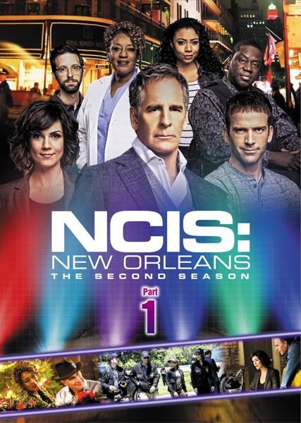 NCIS:ニューオーリンズ シーズン2 DVD-BOX Part1