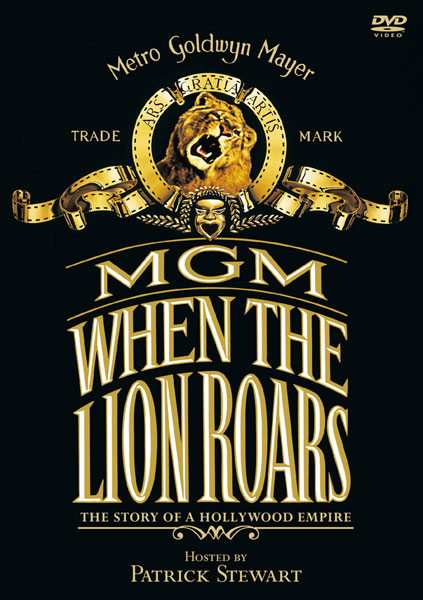 ライオンが吼える時 MGM映画の歴史