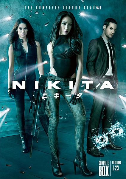 NIKITA/ニキータ  コンプリート・ボックス