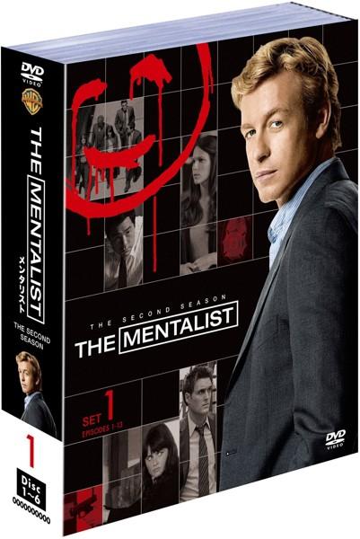 THE MENTALIST/メンタリスト  セット1 (6枚組)