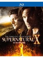 SUPERNATURAL スーパーナチュラル X <テン・シーズン> コンプリート・ボックス (4枚組) (ブルーレイディスク)