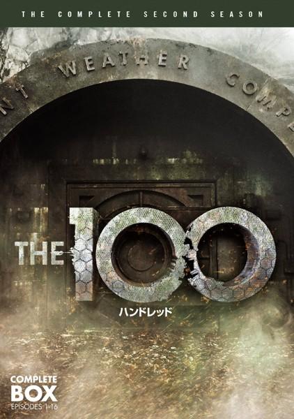 THE 100/ハンドレッドコンプリート・ボックス (8枚組)