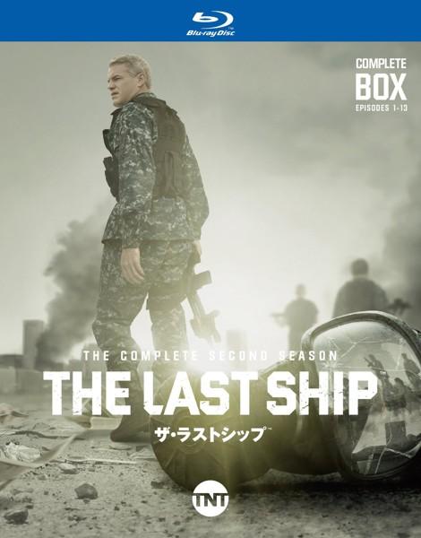 ザ・ラストシップコンプリート・ボックス (ブルーレイディスク)
