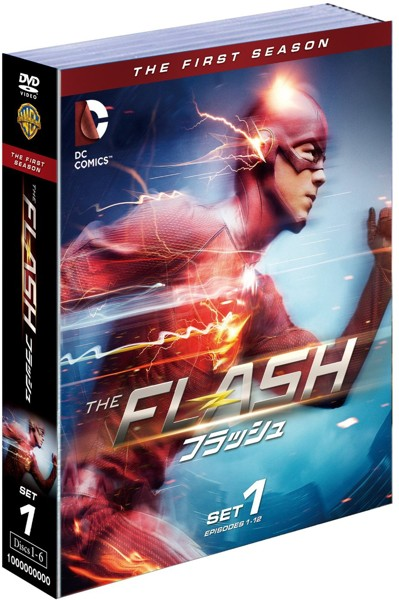 THE FLASH/フラッシュセット1(6枚組)