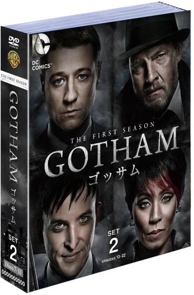 GOTHAM/ゴッサムセット2(6枚組)