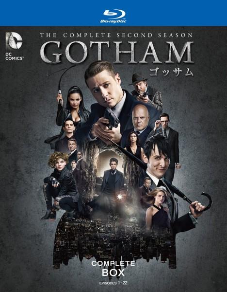GOTHAM/ゴッサム (ブルーレイディスク)
