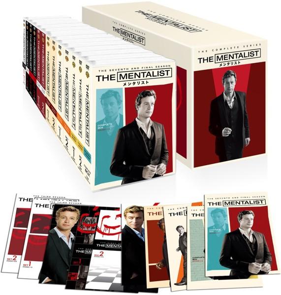 THE MENTALIST/メンタリスト  DVDボックス (75枚組)