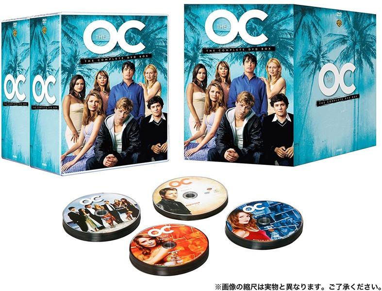 The OC  全巻セット (45枚組)