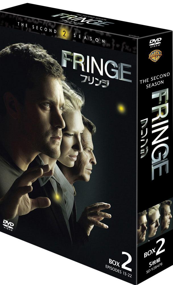FRINGE/フリンジ コレクターズ・ボックス2 (5枚組)