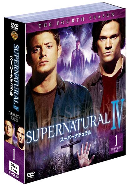 SUPERNATURAL スーパーナチュラル  セット1(6枚組)