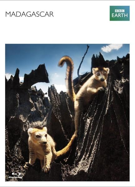 マダガスカル BBCオリジナル完全版 (ブルーレイディスク)