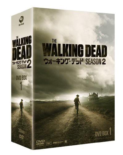 ウォーキング・デッド シーズン2 DVD BOX-1