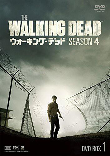 ウォーキング・デッド シーズン4 DVD BOX-1