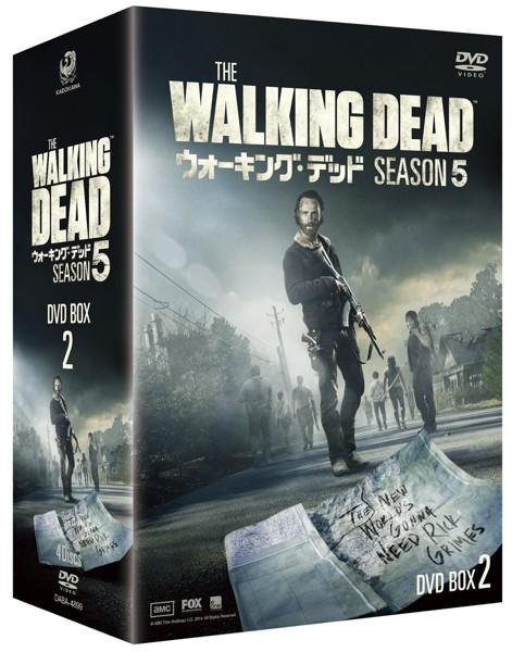 ウォーキング・デッド シーズン5 DVD BOX-2