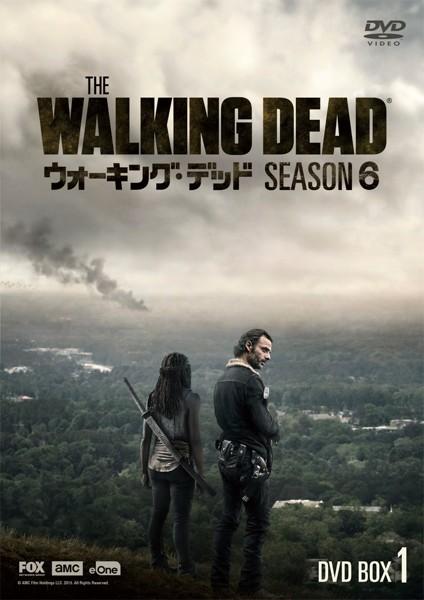 ウォーキング・デッド シーズン6 DVD BOX-1